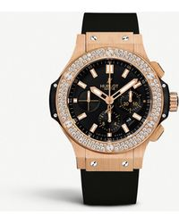 Hublot - Big Bang Rose Gold - Lyst