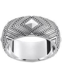 Thomas Sabo - Africa Sterling Silver Ring - Lyst