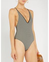 Marysia Swim - Harbour Island V-neck Swimsuit - Lyst