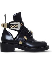 Balenciaga - Women's Ceinture Ankle Boots - Lyst