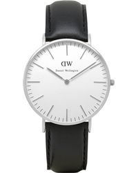 Daniel Wellington - 0608dw Classic Sheffield Ladies Watch - Lyst