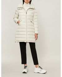 Moncler - Flammette Quilted Shell-down Coat - Lyst
