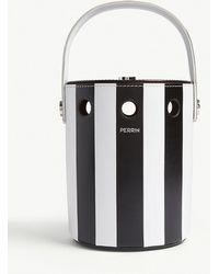 PERRIN Paris - Mini Seau Leather Bucket Bag - Lyst