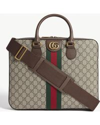 aaf169ddb Women's Gucci Briefcases and work bags Online Sale - Lyst