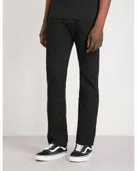 Levi's - 501 Original Straight Mid-rise Jeans - Lyst
