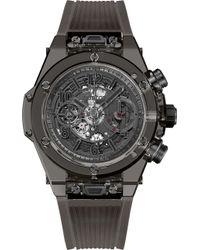 Hublot - 411.jb.4901.rt Big Bang Unico Sapphire Watch - Lyst