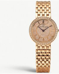 Carl F. Bucherer - 00.10310.03.93.31 Adamavi 18ct Rose-gold And Diamond Watch - Lyst