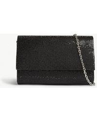 ALDO - Black Miscellaneous Vibrant Imnaha Clutch Bag - Lyst