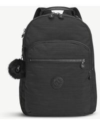 Kipling - Clas Seoul Nylon Backpack - Lyst