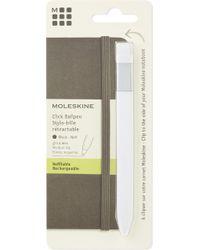 Moleskine - Classic Click Pen - Lyst