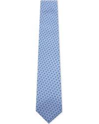 Corneliani - Circle Silk Tie - Lyst