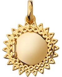 Links of London | Mother's Day 18ct Yellow Gold Vermeil Charm | Lyst