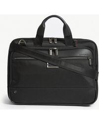 Briggs & Riley - @work Medium Expandable Nylon Briefcase - Lyst