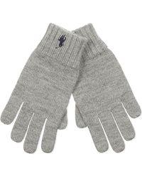 Pink Pony - Wool Gloves - Lyst