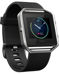 Fitbit - Blaze Large Fitness Band - Lyst