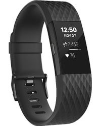 Fitbit - Charge 2 Small Heart Rate + Fitness Wristband - Lyst