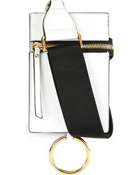 Mo&co. - Small Leather Shoulder Bag - Lyst