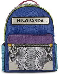 Nicopanda - Exotica Backpack - Lyst