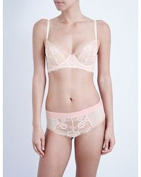 Passionata - Bloom Lace Bustier Bra - Lyst
