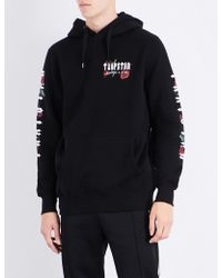 Trapstar - Roses Cotton-blend Hoody - Lyst