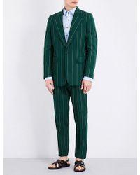 Vivienne Westwood - Bayonet Striped Wool Suit - Lyst
