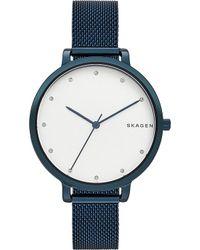 Skagen - Skw2579 Hagen Stainless Steel Watch - Lyst