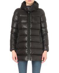 Canada goose Hayward Shell Raincoat in Black (Charcoal) | Lyst
