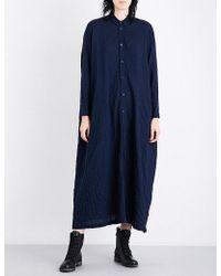 Toogood - The Draughtsman Cotton-blend Dress - Lyst