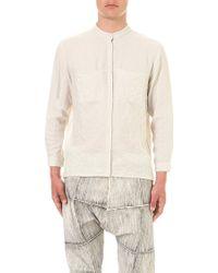 Toogood - Pallbearer Cotton-blend Shirt - Lyst