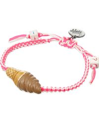 Venessa Arizaga - I Scream 4 Ice Cream Ceramic Bracelet - Lyst