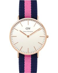 Daniel Wellington - 0505dw Classic Winchester Ladies Watch - Lyst