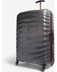 Samsonite - Lite-shock Sport Hardshell Spinner Suitcase 75cm - Lyst