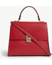 ALDO - Ladies Red Floral Magnasco Faux-leather Shoulder Bag - Lyst