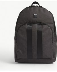 Replay - Stripe Canvas Backpack - Lyst