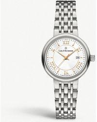 Carl F. Bucherer - 00.1032.08.15.22 Adamavi Rose-gold And Stainless Steel Watch - Lyst