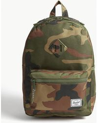 Herschel Supply Co. - Heritage Camouflage Backpack 9l - Lyst