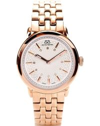 88 Rue Du Rhone - 87wa120013 Rose Gold Pvd Watch - Lyst