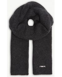 BOSS - Tailord Eros Cashmere Scarf - Lyst