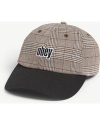 Obey - Dayton Cap - Lyst