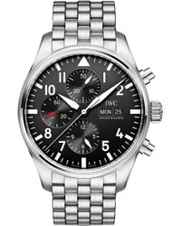 Iwc - Pilot's Watch Chronograph - Lyst