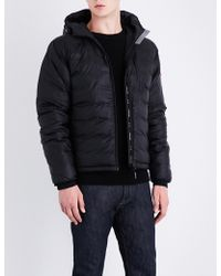 Canada Goose - Lodge Quilted Shell Jacket - Lyst