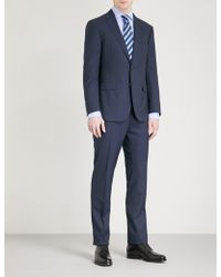 Ralph Lauren Purple Label - Regular-fit Wool Suit - Lyst