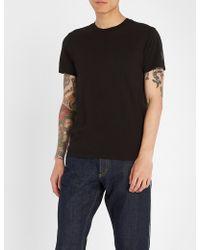 Belstaff - Thom Cotton T-shirt - Lyst