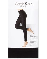 CALVIN KLEIN 205W39NYC - Ultra Fit 100 Denier Matte Shaper Tights - Lyst