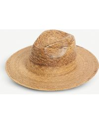 27cedc2f0c071 Lack of Color Ivory Bone Hat in Natural - Lyst