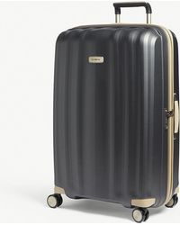 Samsonite - Lite-cube Prime Four Wheel Suitcase 82cm - Lyst