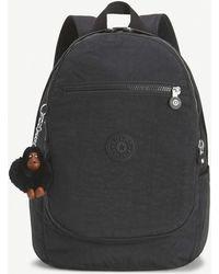 Kipling - Clas Challenger Medium Nylon Backpack - Lyst