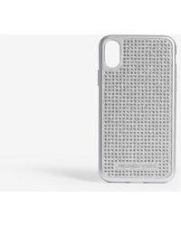MICHAEL Michael Kors - Glitter Iphone X Case - Lyst