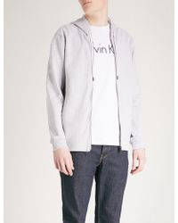 CALVIN KLEIN 205W39NYC - Kamso Cotton-jersey Hoody - Lyst