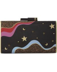 Nathalie Trad - Ellery Stars And Moon Clutch - Lyst